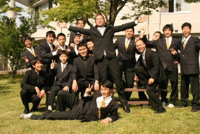 Life for Jesus - Japanese Salesian aspirants 2014!