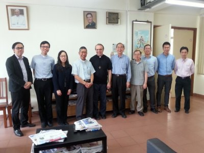 Salesian Mission Partners - Macau