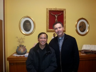 Don Bosco in dialogue with the EAO