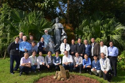 Don Bosco's Asian voice (first meeting of Salesian translators)